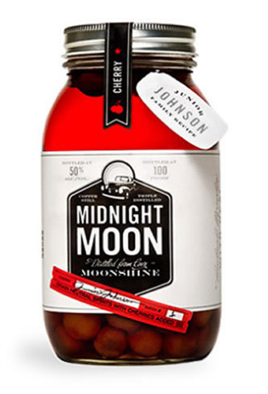 Midnight Moon Junior Johnsons Cherry Moonshine
